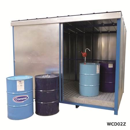 Picture for category Chemstores - Drum Or IBC