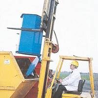Picture of Heavy Duty Industrial Waste Truck