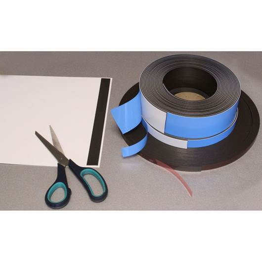 Picture of Magnetic Self Adhesive Strip