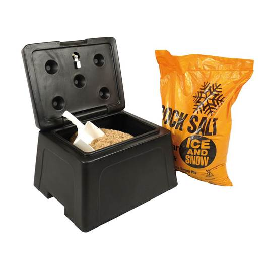 Picture of 30L Salt & Grit Bin