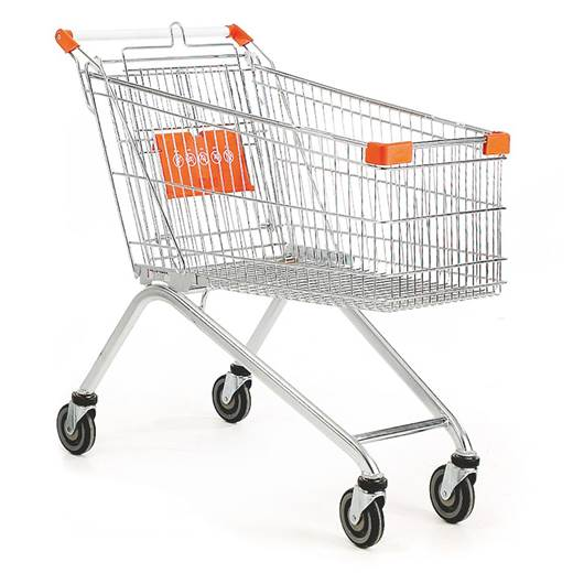 Picture of Shopping Trolleys