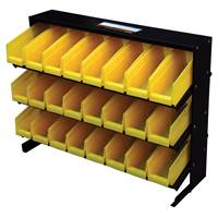 Picture of Bin Rack - Yellow