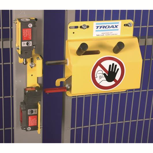 Picture of Safe Lock 3 Stage Closing Device