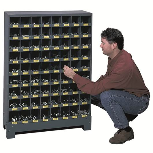 Picture of Pigeon Hole Storage Bins