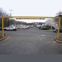 Picture of Height Restriction Barriers