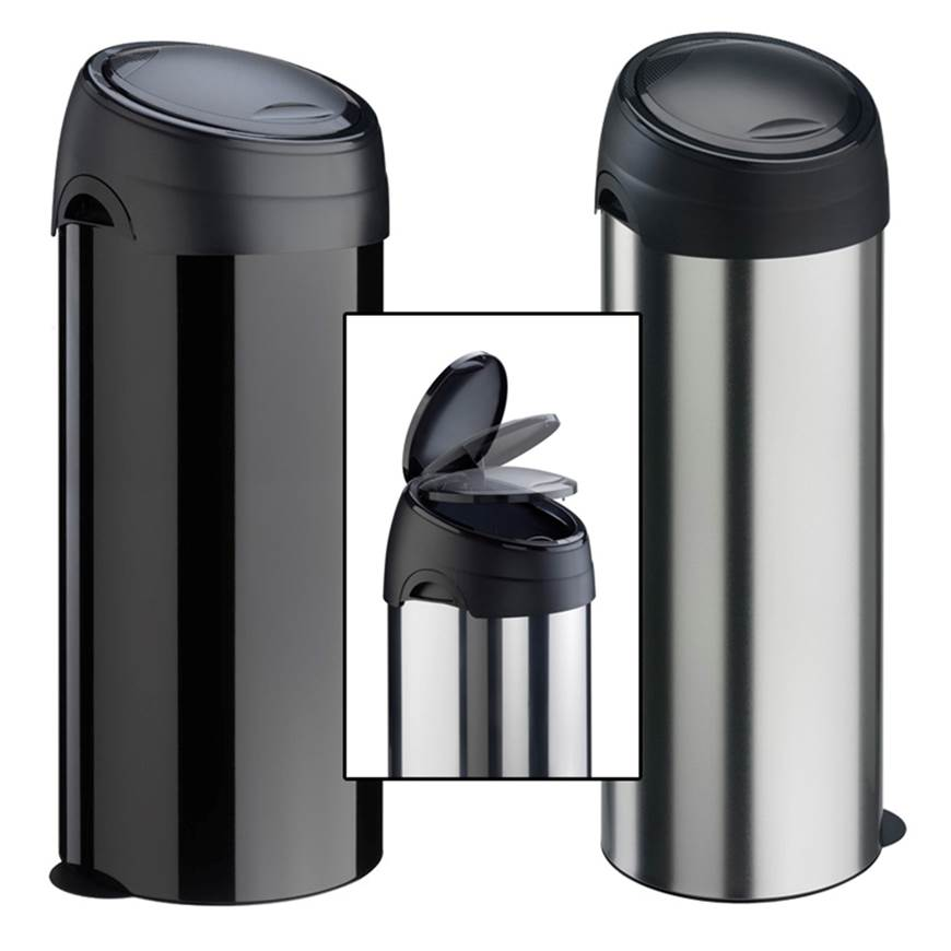 Picture of Soft Touch Litter Bins