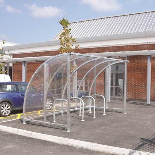 Picture of Kenilworth Cycle Shelters