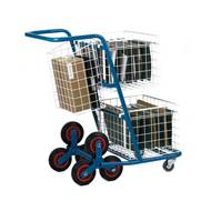 Picture of Rear Pannier Basket to suit Post Distribution Stairclimber