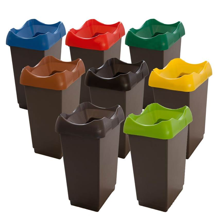 Picture of Recycling Bins