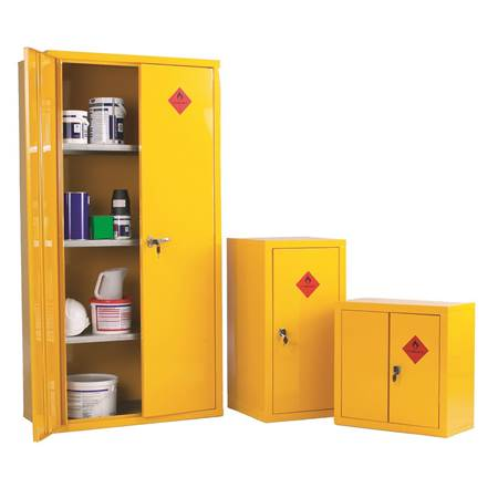 Picture for category Hazardous Cupboards