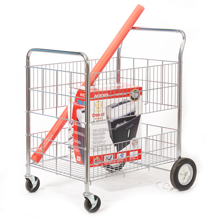 Picture for category 2 & 3 Tier Wire Trolleys