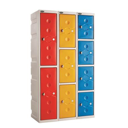 Picture for category Plastic Lockers