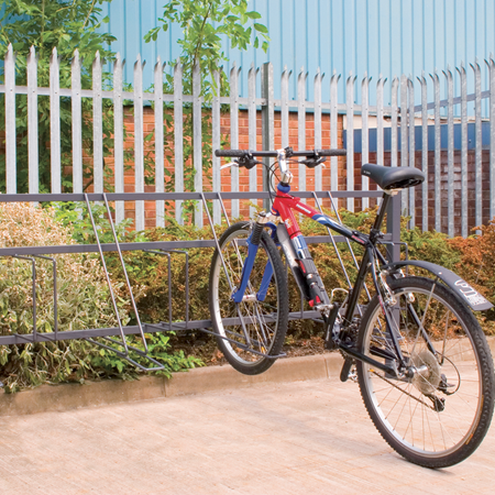 Picture for category Cycle Racks