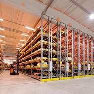 Picture of P90 Movo - Mobile Pallet Racking