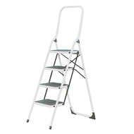 Picture of Folding Steps with High Back