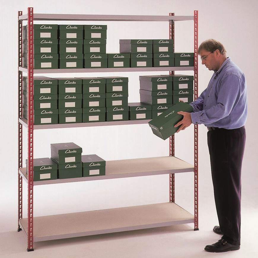 Picture of Just Shelving