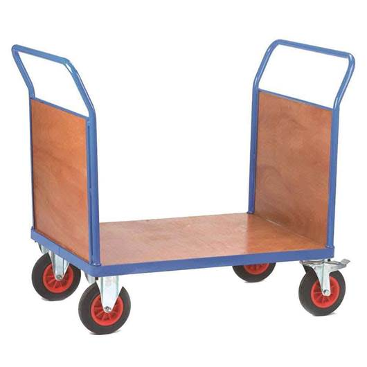 Picture of Fort Plywood Platform Trucks with Double End