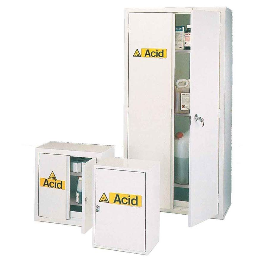 Picture of Heavy Duty Storage Cabinets - Acid