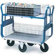 Picture of Platform Mail Distribution Trolleys