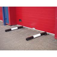 Picture of Heavy Duty Fold Down Bollard