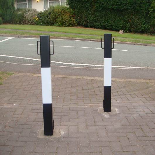 Picture of Removable Security Posts