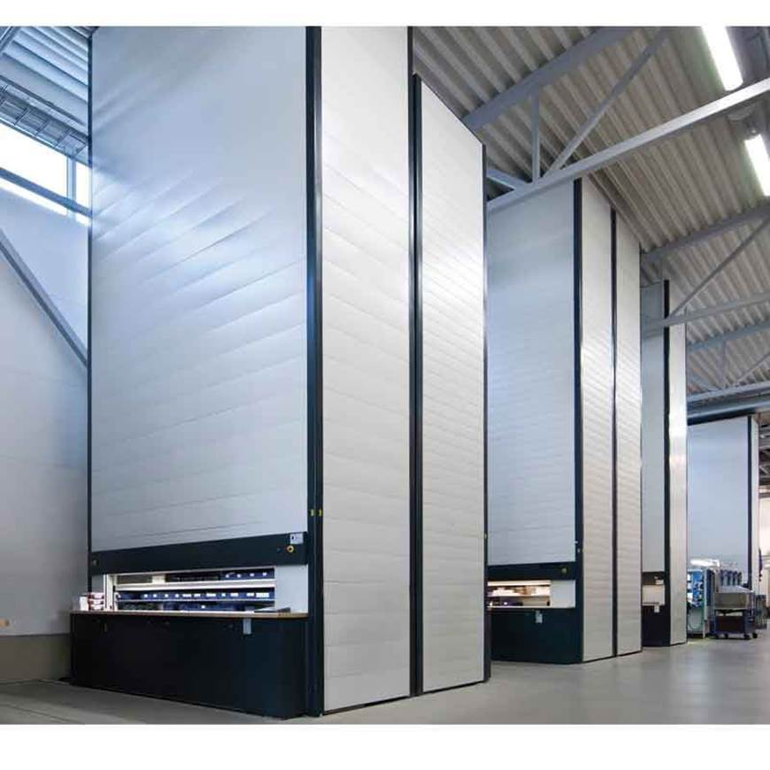 Picture of Dexion Paternoster Vertical Carousel Machines