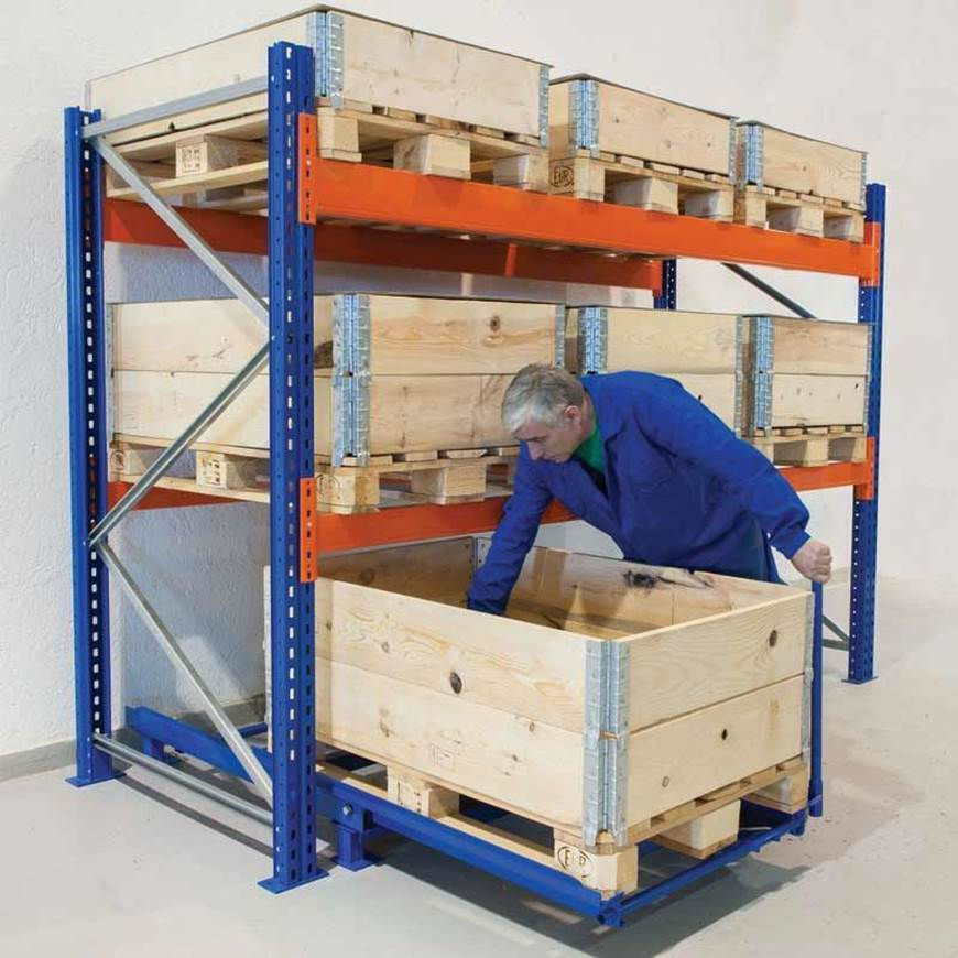 Picture of Pallet Pull-Out Units