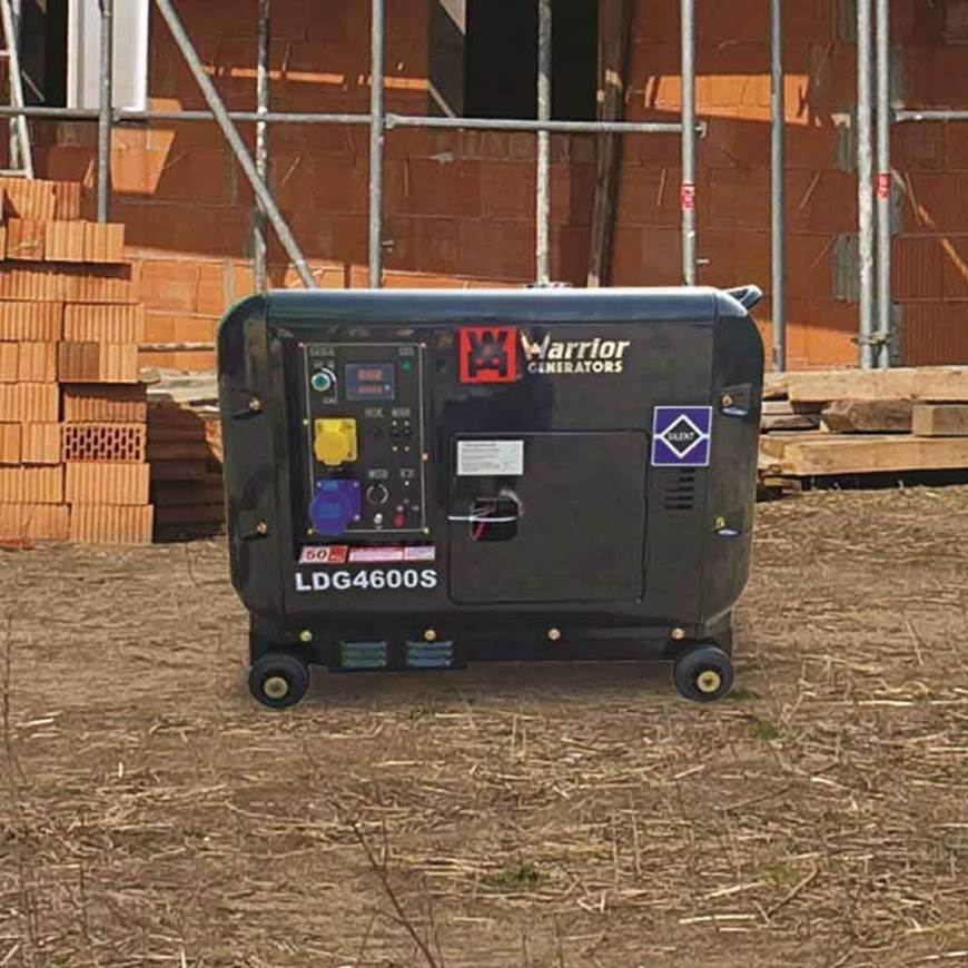 Picture of Diesel Generators