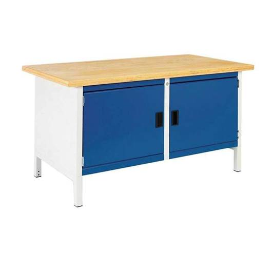 Picture of Super Heavy Duty Storage Bench with 2 Cupboards
