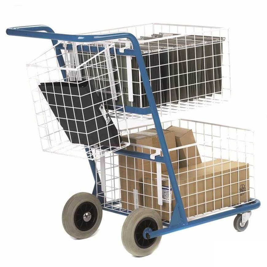 Picture of Premium Mail Distribution Trolleys