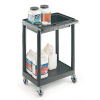 Picture of Plastic Multi Purpose Trolleys with 2 Shelves