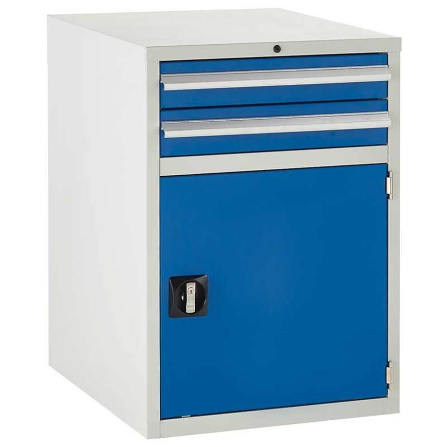 Picture of Euroslide 2 Drawer Cupboard