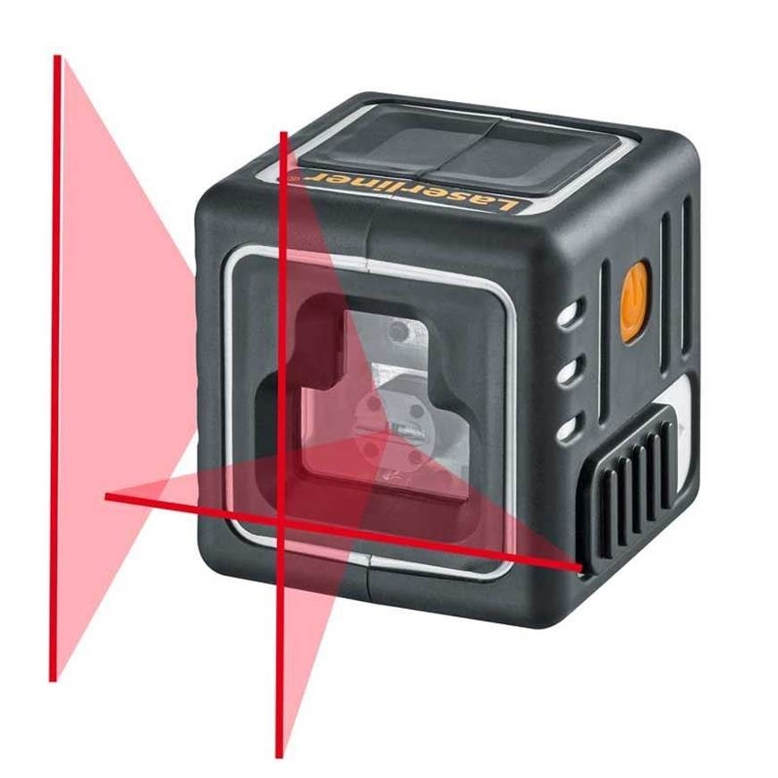 Picture of CompactCube - 90° Set Out Cross Line Laser