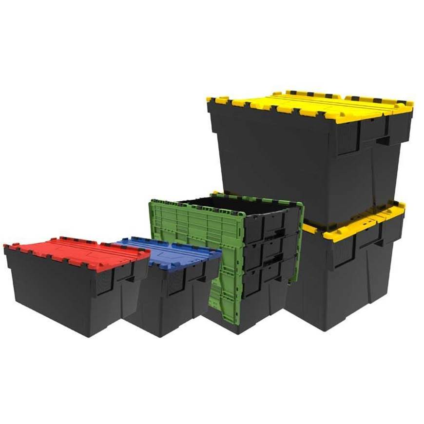 Picture of Attached Lid Containers