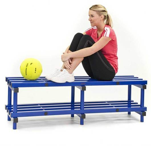 Picture of Plastic Cloakroom Benches