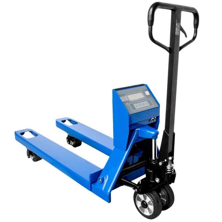 Picture of VULCAN Ultra High Accuracy Weigh Scale Pallet Truck