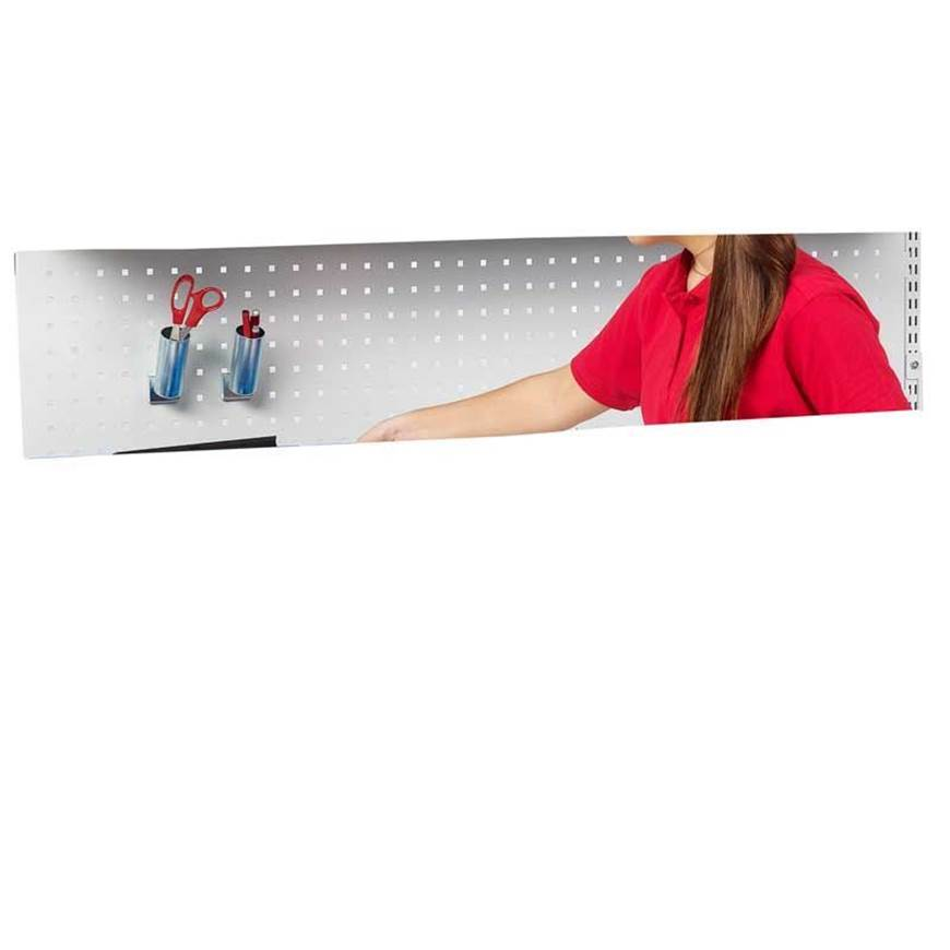 Picture of Perforated Panel for Electric Adjustable Workbenches