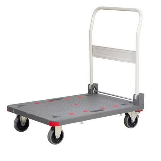 Picture of Pro-Dek Heavy Duty Platform Trolleys With Quiet Castors