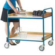 Picture of Kitchen Tray Trolleys