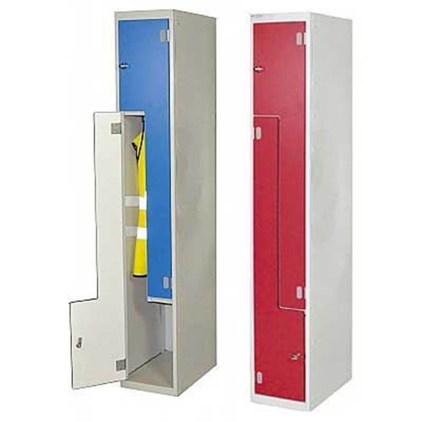 Picture of Laminate Z-Door Lockers