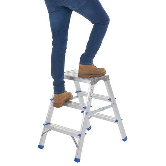 Picture of Aluminium Folding Handy Steps