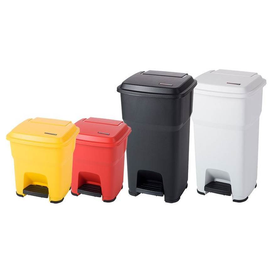 Picture of Pedal Bins with Soft Closing Lids