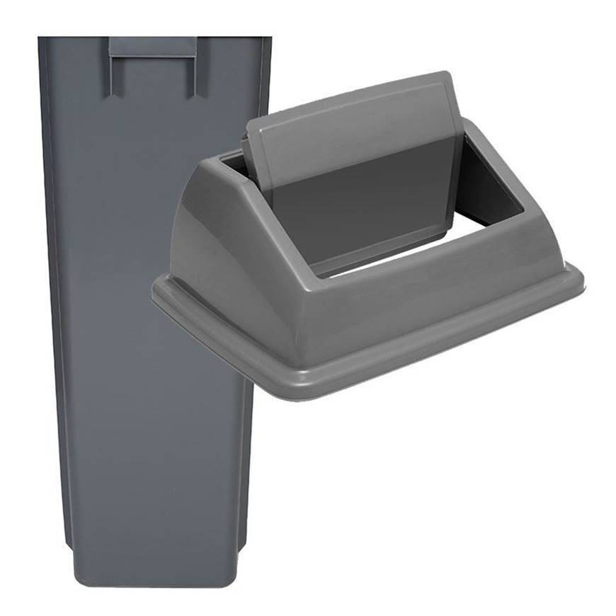 Picture of Recycling Bins with Swing Lid